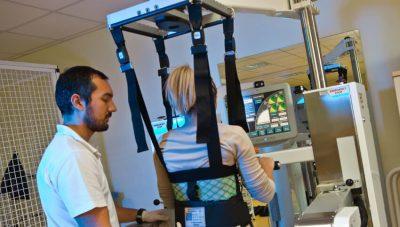 Роботизированная система для тренировки конечностей